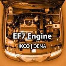 کارگاه موتور EF7 | دِنا و سورن