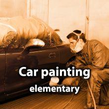 کارگاه آموزش نقاشی بدنه خودرو | مقدماتی