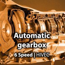 کارگاه آموزش گیربکس اتوماتیک ۶ سرعته هیوندایی و کیا