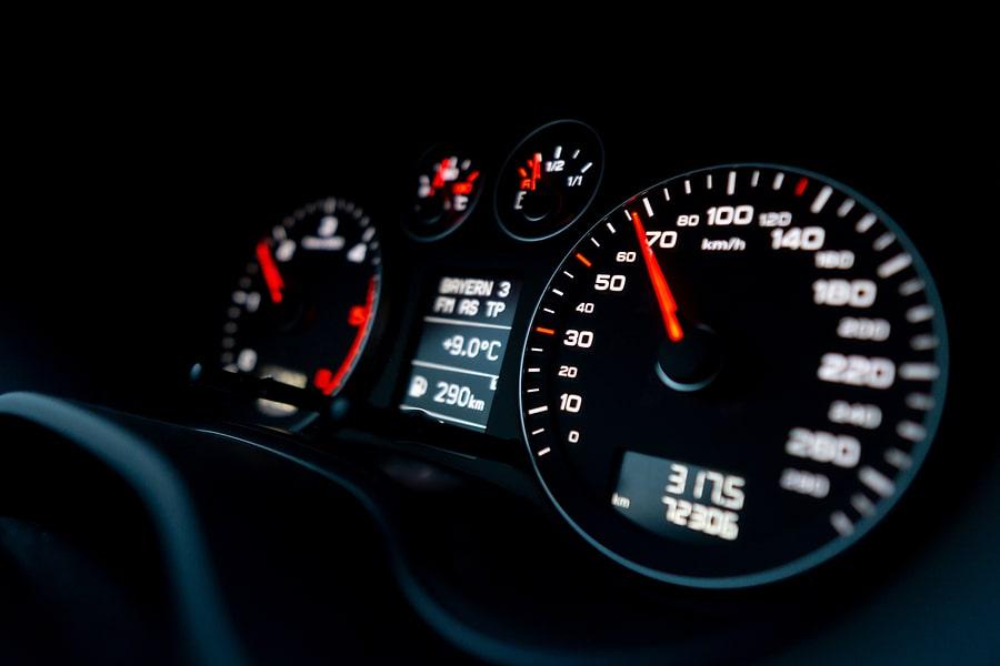 کیلومتر واقعی کارکرد خودرو