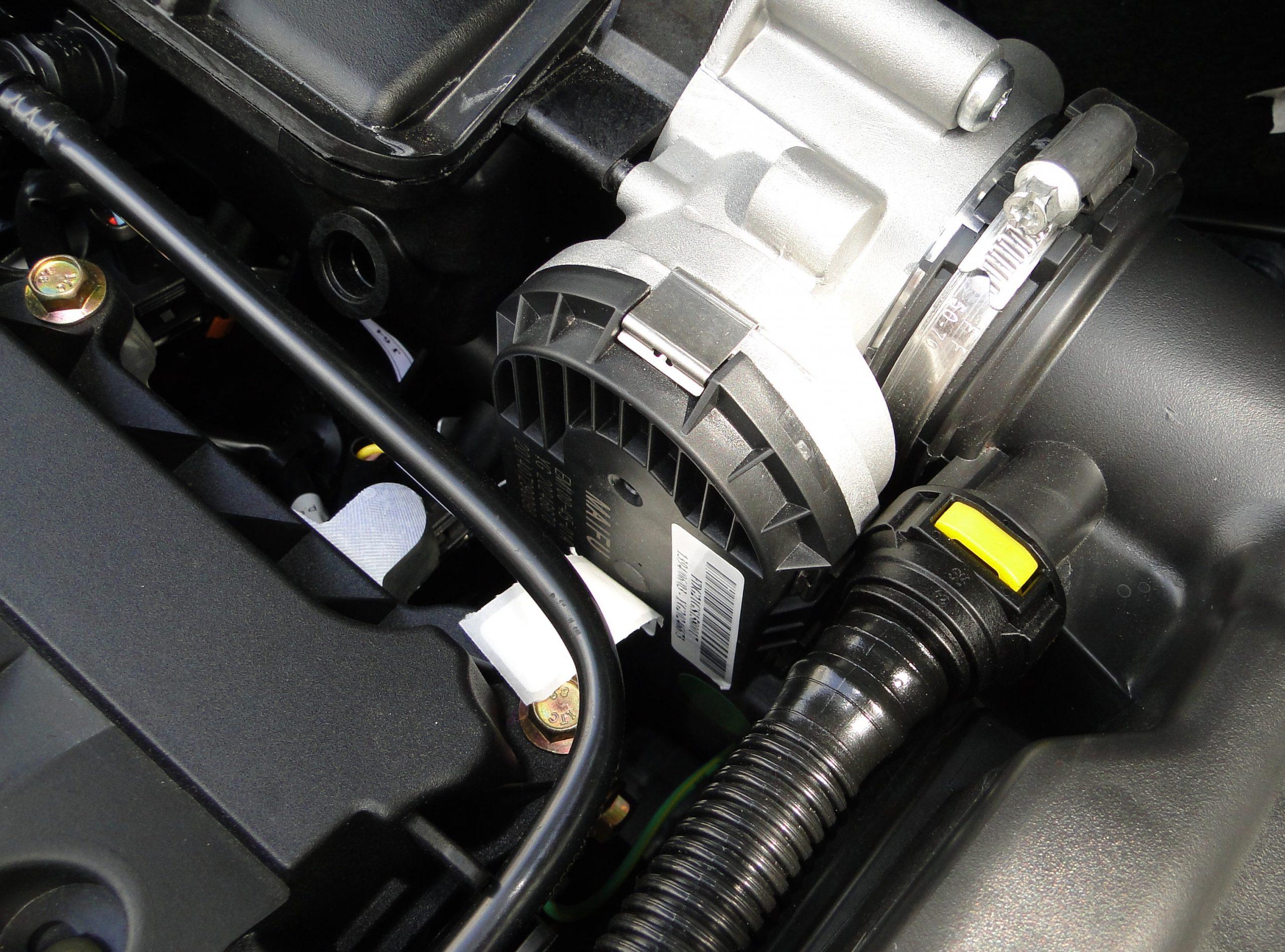خطای دریچه گاز برقی و مشکل گاز نخوردن خودرو